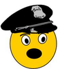 Officer Smiley Image